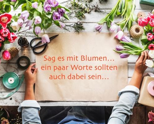 Blumige Sprache Übersetzungsbüro eurolanguage
