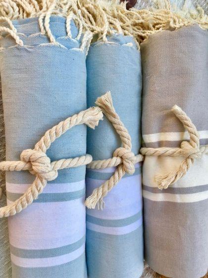 Strandtücher von Febronie zu gewinnen bei eurolanguage Fachübersetzungen