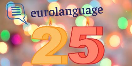 25 Jahre Übersetzungsbüro eurolanguage